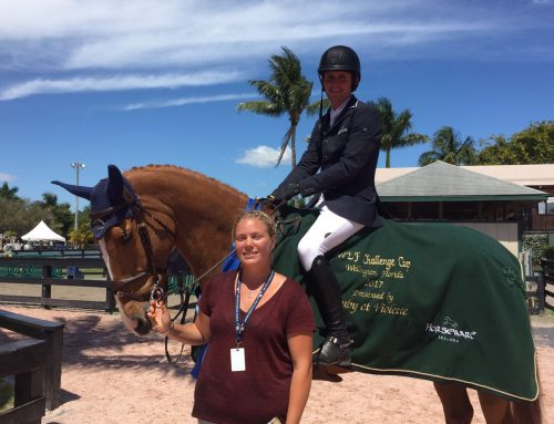 Darragh Kenny and Billy Onslow Win the WEF Challenge Cup
