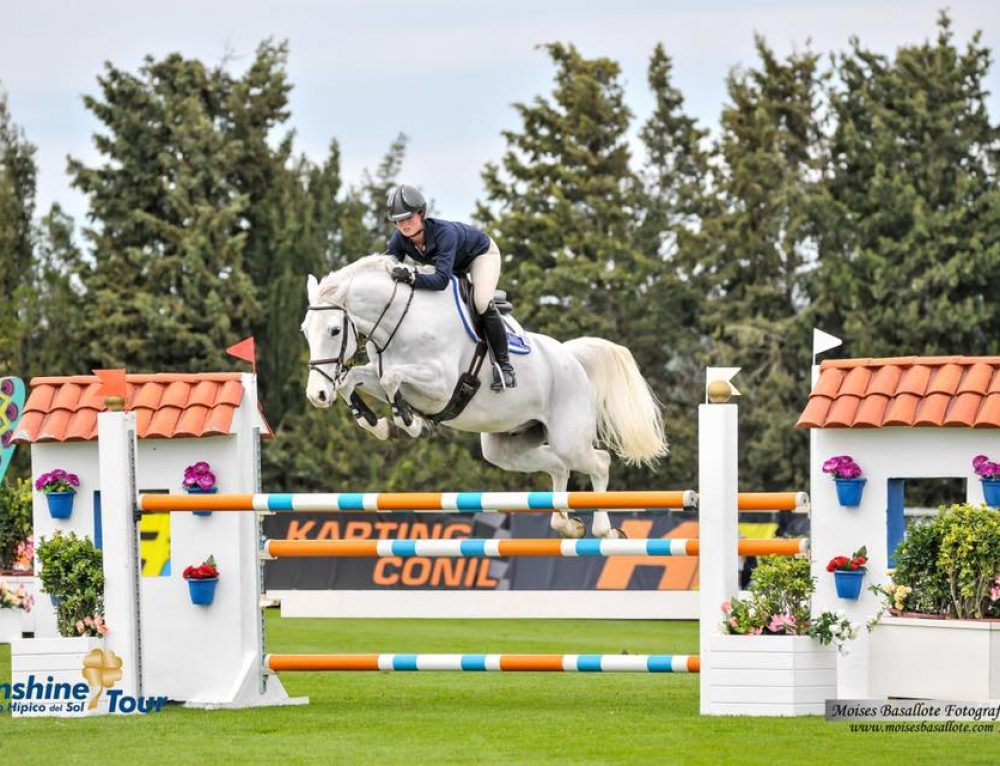 Consistent Clears in Spain for the Billys!