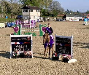 Luke Hill and Billy Bakewell (Billy Um Bongo x Jazz) - Welsh Masters 5 Year Old Champions