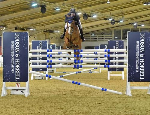 Arena UK Showjumping Festival